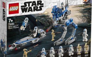 75280 Clone Troopers der 501. Legion