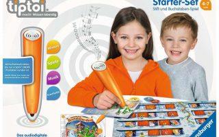tiptoi® Starter-Set: Stift und Buchstaben-Spiel