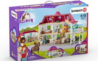 42416 Großer Pferdehof mit Wohnhaus und Stall