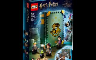 76383 Hogwarts™ Moment: Zaubertrankunterricht
