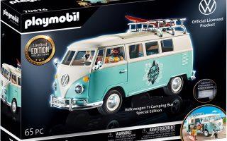 70826 Volkswagen T1 Camping Bus (Special Edition)